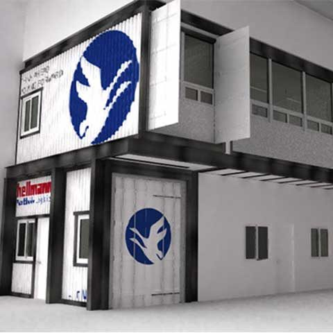 Oficinas Operativas Hellmann Worldwide Logistics