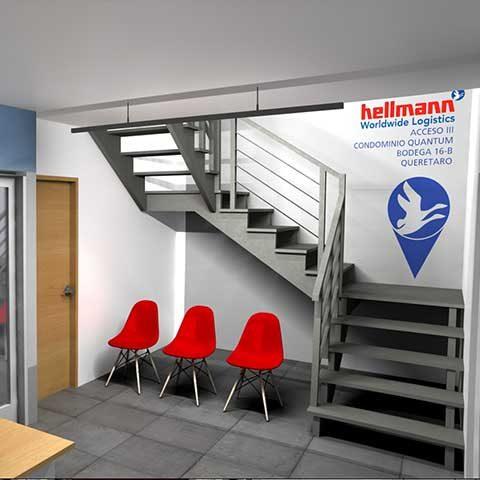Hellman Hub