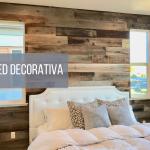 ¿Por qué tener una pared decorativa?